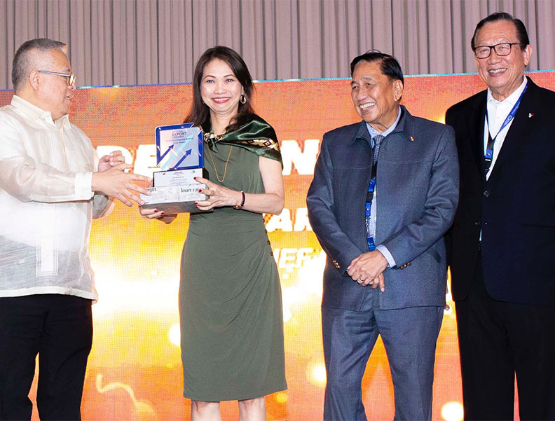 ADEC Innovations Named to Top Philippine Exporter Award for Second Straight Year