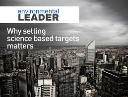 Why Setting Science Based Targets Matters Photo