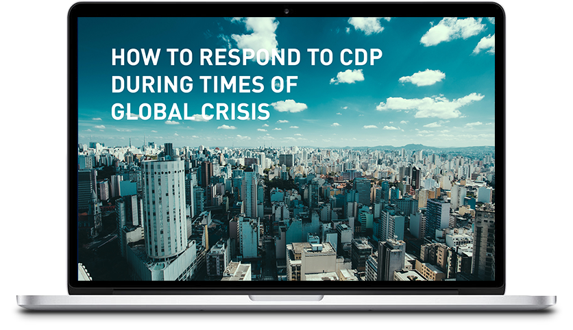 How to Respond to CDP During Times of Global Crisis Thumbnail