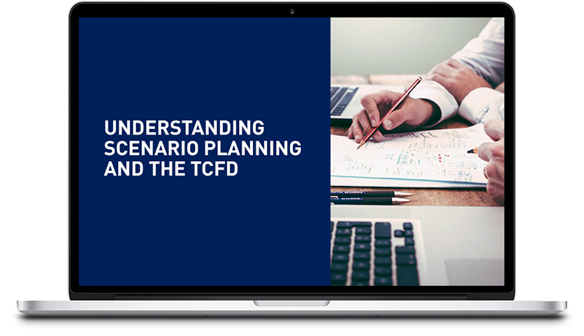 Understanding Scenario Planning & the TCFD Thumbnail