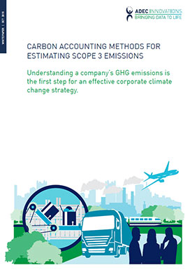 Carbon Accounting Methods for Estimating Scope 3 Emissions Photo